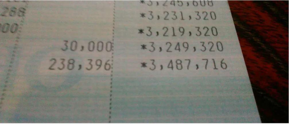 これが底辺期間工13回目の給料だ②!